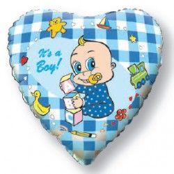 Сердце для любимого малыша - мальчика