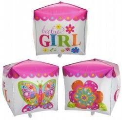 Куб для девочки