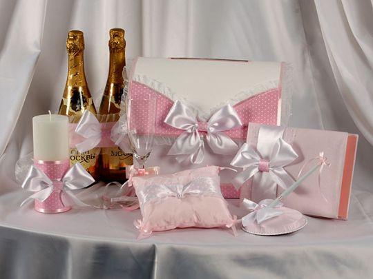 Изготовление свадебных аксессуаров под заказ