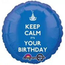 Успокойся: у тебя День Рождения